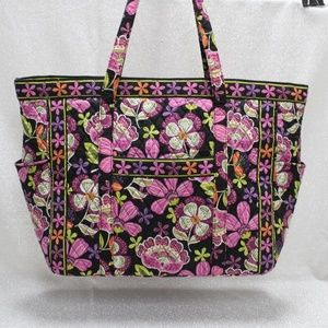 Vera Bradley Quilted Large Weekend Bag